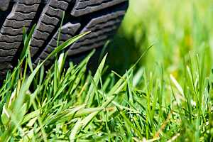 Grass system you can drive on!