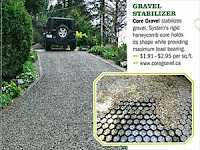 Canadian Cowboy Country Magazine Features CORE gravel and CORE glow as Earth Friendly products!