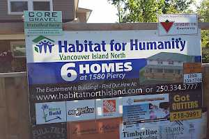 CORE Gravel is pleased to work with Habitat For Humanity on a driveway and parking area installation.