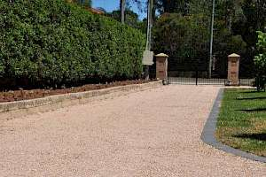 CORE Gravel installation - Australia