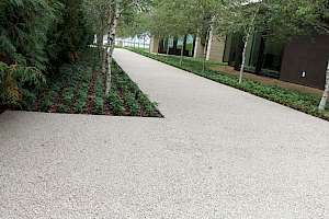 Solepave Driveway using our CORE gravel 50-35