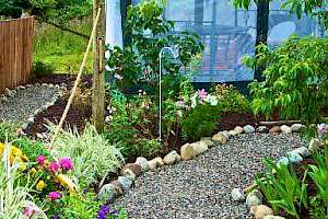 CORE Path adds value to your garden landscaping.