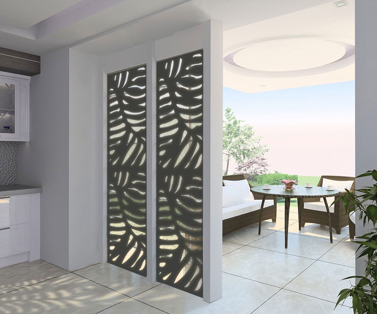 Privacy Screens - Decorative Landscaping solutions