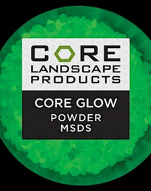 CORE Glow Powder MSDS