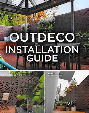Outdeco Installation Guide