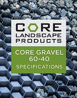 CORE Gravel 60-40 CSI Specifications