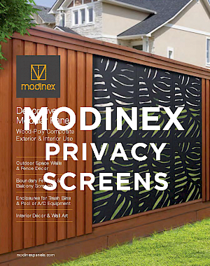 Modinex Privacy Screens Brochure